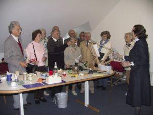Gruppenführung 2002