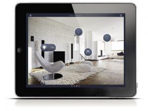 KNX mit Tablet oder Smartphone